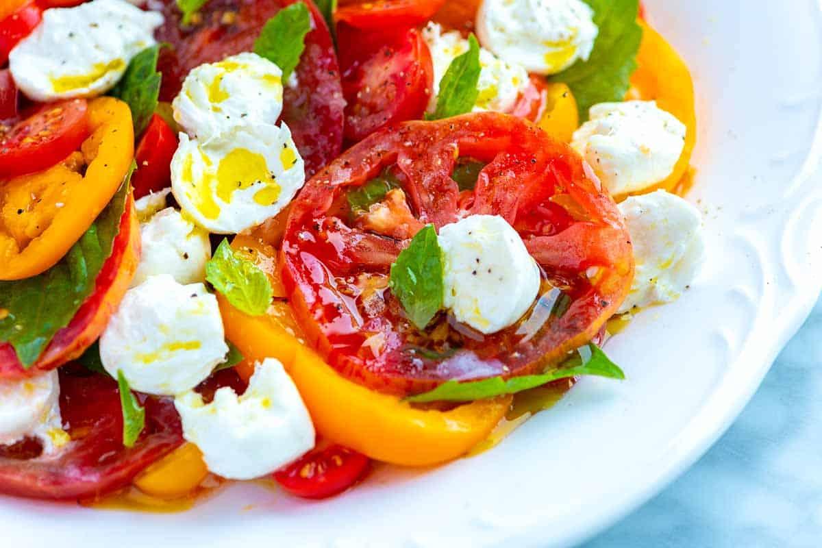 Perfect Caprese Salad Recipe