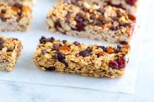 Easy Homemade Granola Bars Recipe