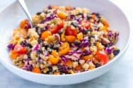 Black Bean and Quinoa Salad Recipe