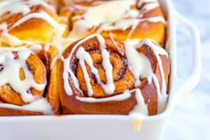 Ridiculously Good Homemade Cinnamon Rolls Recipe