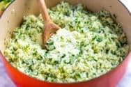 Cilantro Lime Rice Recipe Video