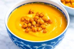 Dreamy Roasted Butternut Squash Soup
