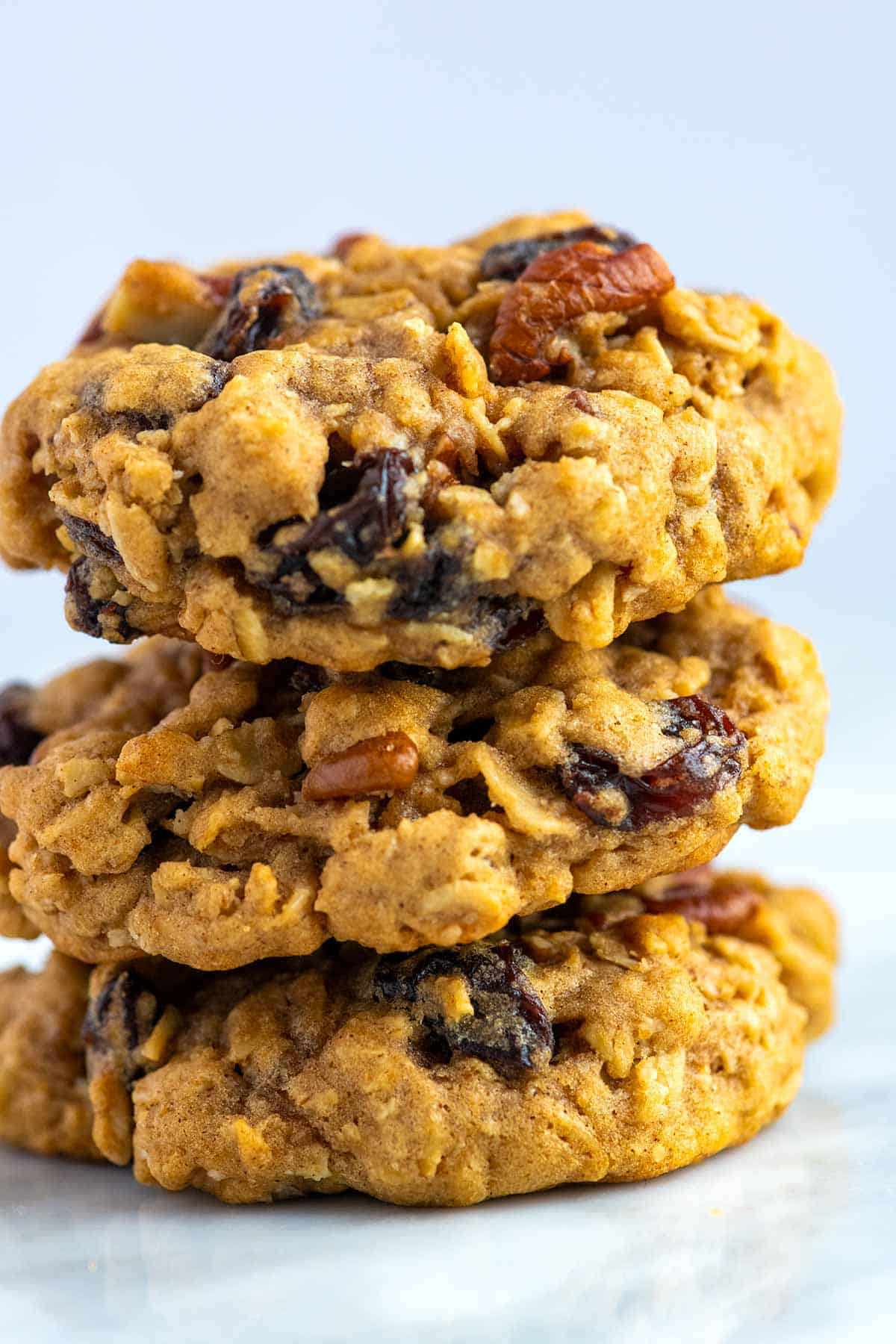 Extra Easy Oatmeal Cookies