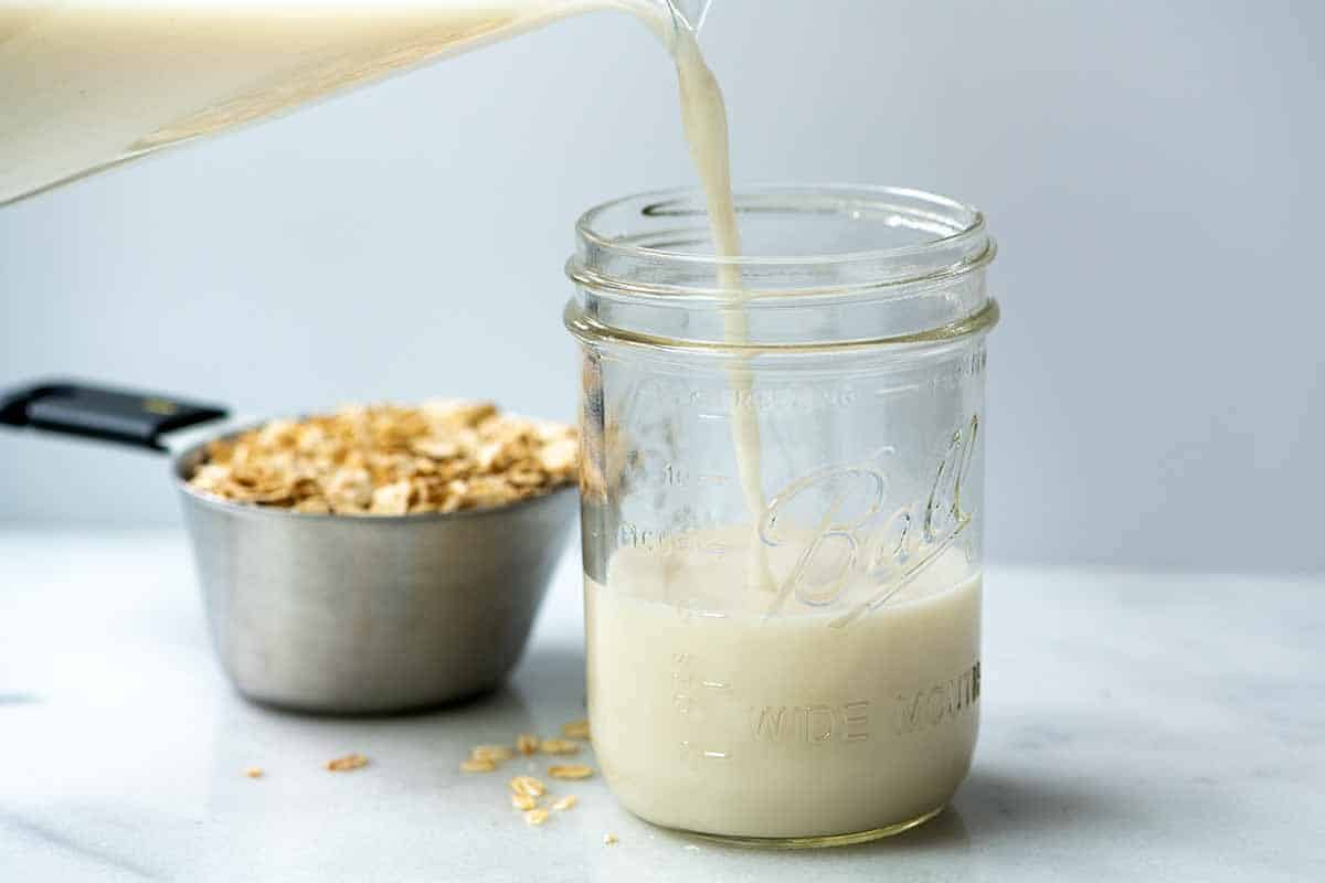 How to Make Oat Milk (So Easy!)