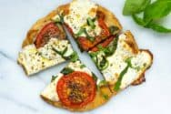 Quick and Easy Flatbread Pizza