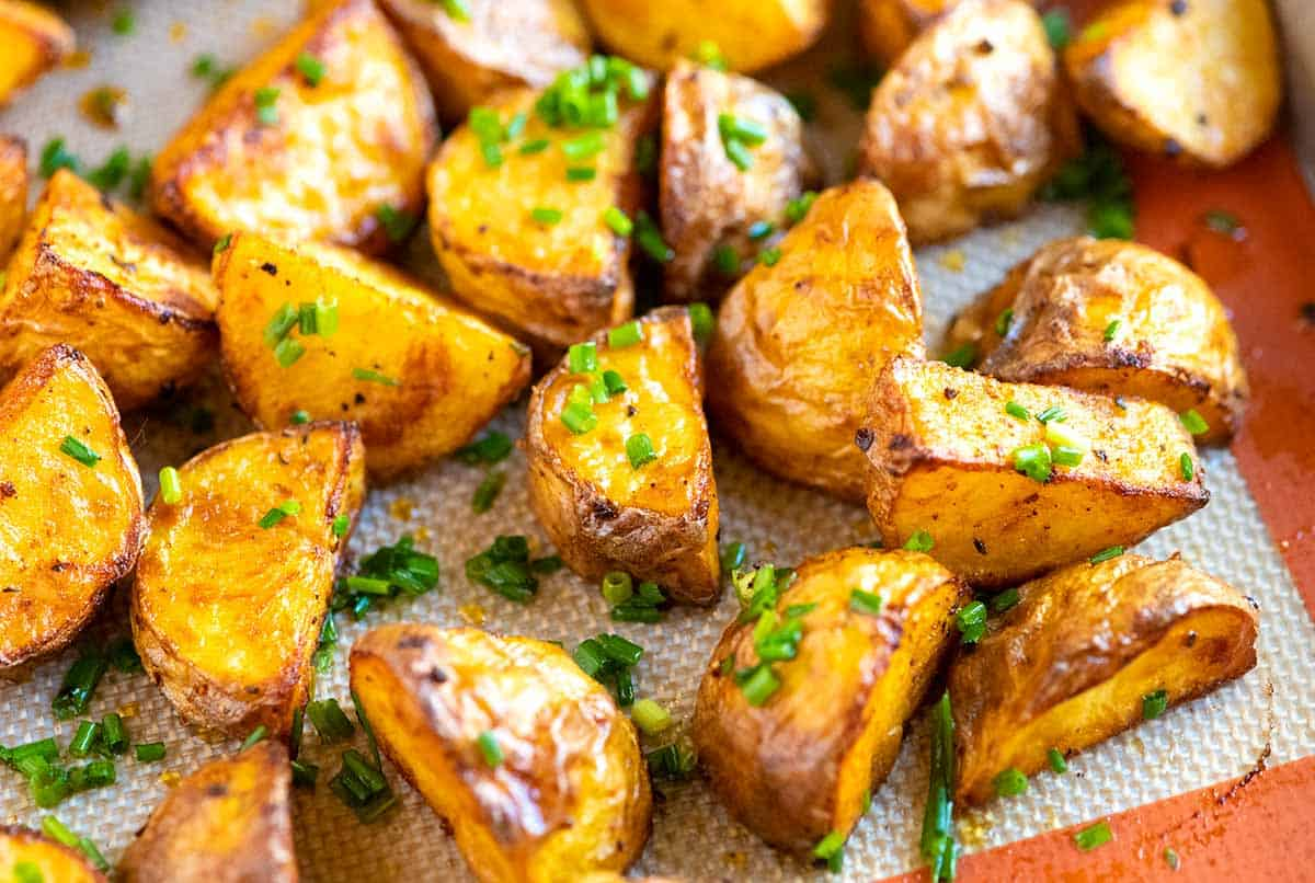 Our Favorite Crispy Roasted Potatoes