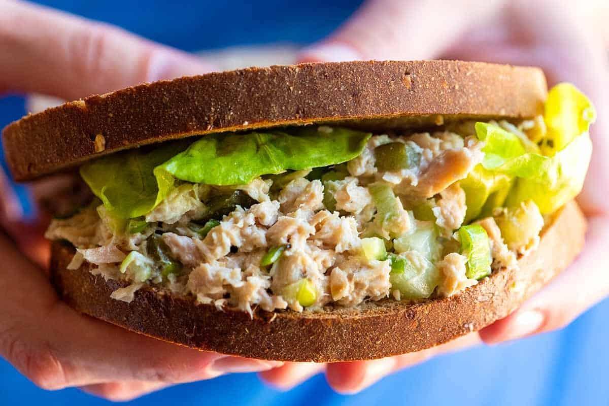 Our Favorite Tuna Salad